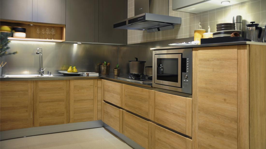 橱柜 厨房 家居 设计 装修 1100_619