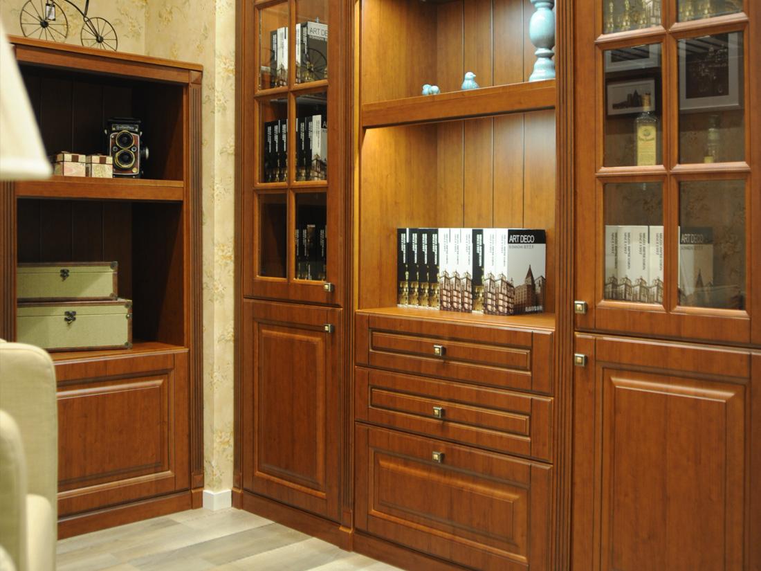 卢浮宫系列书柜