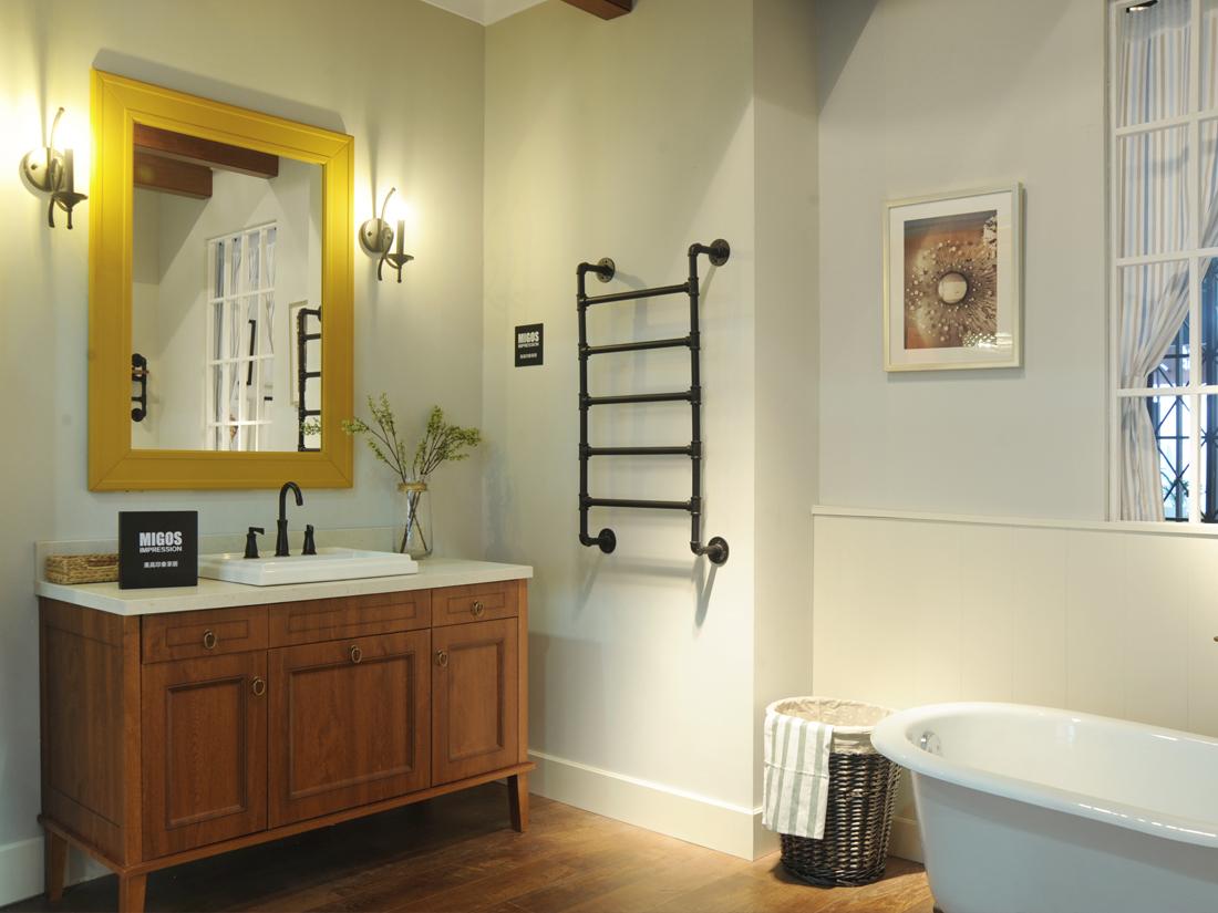 美式加州阳光系列-卫浴柜