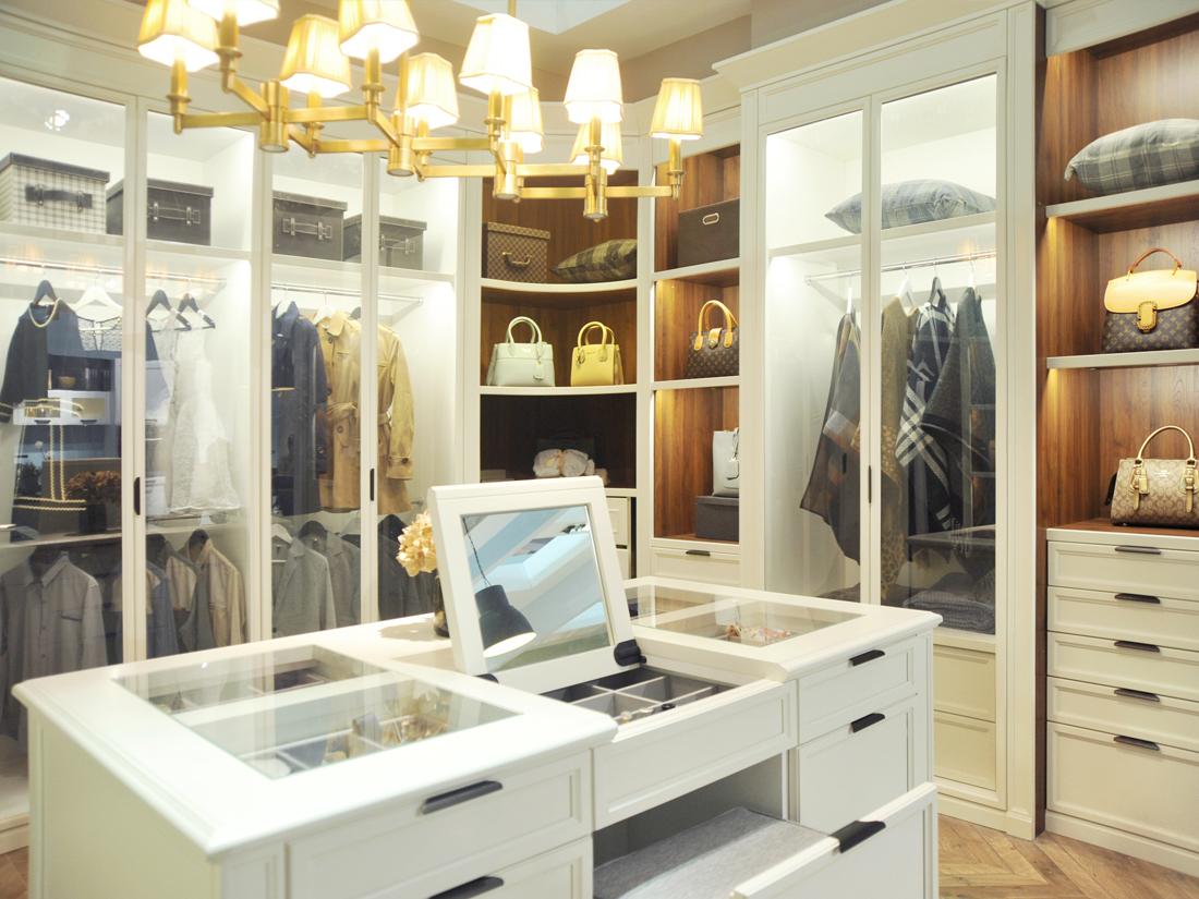 奥斯汀衣柜系列-美式风格
